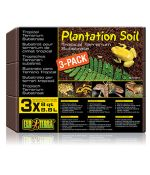 Exo Terra - Plantation Soil 8.8L x 3 pcs