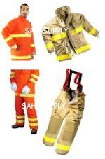 ชุดดับเพลิง  ผ้า FR-COTTON