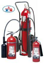 ถังดับเพลิงCo2 ยี่ห้อ badger (Badger Carbon Dioxide extinguisher)