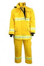 เสื้อดับเพลิงแบบมาตรฐาน