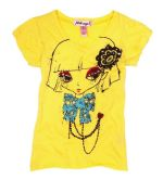 Yellow Angel T-Shirt