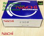 ตลับลูกปืน NACHI 2908