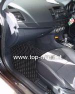 พรมปูพื้นเข้ารูป Mitsubishi Lancer EX