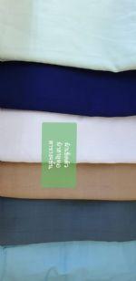 ผ้าเช็ดตัวผ้าสาลูทอ4ชั้น premium