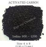 สารกรองคาร์บอน ขนาด 4x8 (Activated Carbon size 4x8)