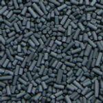 สารกรองคาร์บอน ชนิดแท่ง ขนาด 2 มม. (Pelletized Activated Carbon)
