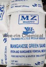 แมงกานีส กรีน แซนด์ (Manganese Green Sand)