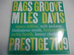 Miles Davis - The Modern Jazz Giants Bags'Groove