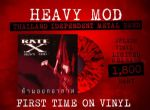 Pre-Order Rate X Heavy Mod - ห้ามออกอากาศ (Splash Colour Vinyl)