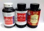 Lipo 8  ( 50 แคปซูล)+Beta Curve ( 50 แคปซูล) + LIPO3 (50 แคปซูล) เซ็ทเร่งรัด ลดการทานจุบจิบ ลดความอยากอาหาร เผาผลาญและดักจับไขมันในเวลาเดียวกัน. Block&Burn