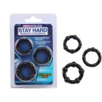 Stay Hard  **Beaded Cockrings**