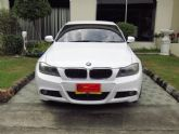 ฺB M W 320D 2.0E 90 SPORT SEDAN สีขาว ปี 2011