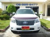 FORD EVEREST 2.5 TDCI สีขาว ปี 2010