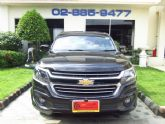 CHEVROLET COLORADO 2.5 Flex Cab LT สีดำ ปี 2018