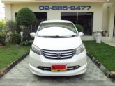 HONDA FREED 1.5E Limited Navigator สีขาว ปี 2013