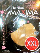 ถุงน่องคนอ้วน ถุงน่องคนอ้วน ยี่ห้อ Cherilon (แท้) สีเนื้อ เต็มตัว แบบบาง ไซส์คนอวบ - คนอ้วน เนียนสวยค่ะ^^