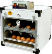 บรรจุไข่ได้ 54 ฟอง (กลับไข่อัตโนมัติ )
