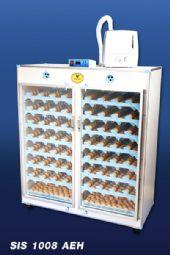 บรรจุไข่ได้ 1008 ฟอง ( กลับไข่อัตโนมัติ )