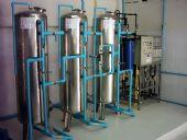 ระบบโรงงานน้ำดื่ม Reverse Osmosis กำลังการผลิต 16'000 ลิตร/วัน