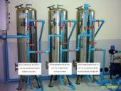 """ระบบโรงงานน้ำดื่มติดตั้งทั้งระบบ ผลิตด้วยระบบ Reverse Osmosis 16'8000ลิตร/วัน เป็นโรงงานน้ำดื่ม """"มิวนิค"""" อ.ดอยสะเก็ด จ.เชียงใหม่"""