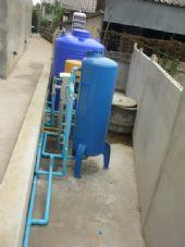 ติดตั้งระบบกรองน้ำบาดาล ภายในบ้าน'สำนักงาน อ.หางดง จ.เชียงใหม่