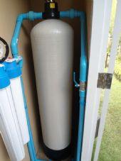 ติดตั้งระบบกรองน้ำบาดาล ภายในบ้าน'สำนักงาน อ.สันทราย จ.เชียงใหม่