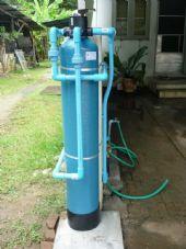 ติดตั้งระบบกรองน้ำประปา ภายในบ้าน'สำนักงาน อ.แม่ริม จ.เชียงใหม่