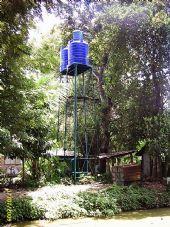ปรับปรุงระบบกรองน้ำ และ ถังเก็บน้ำ พร้อมหอแท้งค์สูง โรงเรียนสืบนทีธรรม อ.สารภี จ.เชียงใหม่