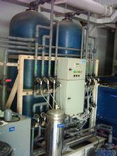 งานติดตั้งและซ่อมบำรุงระบบกรองน้ำพร้อมล้างอัตโนมัติ Automatic Back Wash ลำพูน