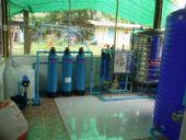 ติดตั้งเครื่องกรองน้ำดื่มโรงเรียน บ้านหนองบัว ดอยสะเก็ด เชียงใหม่