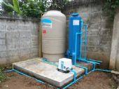 ติดตั้งระบบกรองน้ำประปาหมู่บ้าน สารภี เชียงใหม่