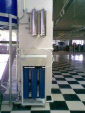 ติดตั้งเครื่องกรองน้ำดื่มพร้อมตู้น้ำเย็น บมจ.ธนูลักษณ์ เครือ สหพัฒน์ ลำพูน