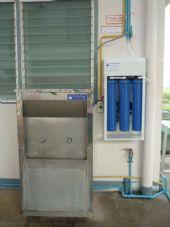 ติดตั้งระบบกรองน้ำดื่ม บริษัท ภัทยา จำกัด เครือ สหพัฒน์ อ.เมือง จ.ลำพูน