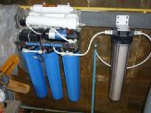 ติดตั้งระบบกรองน้ำดื่ม ระบบ Reverse Osmosis บ.วาริชชี่ อ.เมือง จ.เชียงใหม่