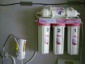 ติดตั้งเครื่องกรองน้ำดื่ม ระบบ soft Water 5 ขั้นตอน Caramic
