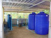 ติดตั้งระบบผลิตน้ำบริสุทธิ์ Reverse Osmosis 18'000 ลิตร/วัน ใช้ในกระบวนการ เพาะเลี้ยงเนื้อเยื่อ Plant ขุนห้วยแห้ง อินทนนทร์