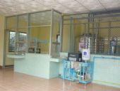 ติดตั้งทั้งระบบโรงงานน้ำดื่มพร้อมชุดบรรจุถัง'ลัง แบบหยอดเหรียญหน้าโรงงาน ชุมชนบ้าน ร้องขุ่น อ.ดอยสะเก็ด จ.เชียงใหม่ ระบบ Reverse Osmosis 8'000ลิตร /วัน