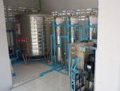 ติดตั้งทั้งระบบโรงงานน้ำดื่มพร้อมชุดบรรจุถัง'ลัง แบบหยอดเหรียญหน้าโรงงาน ชุมชนบ้านทุ่งยาวเหนือ ต.ศรีบัวบาน อ.เมือง จ.ลำพูน ระบบ Reverse Osmosis 8'000ลิตร /วัน พร้อมเครื่องล้างถัง'ลังภายใน งานปรับสภาพน้ำดิบ ฯลฯ