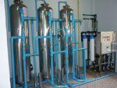 ติดตั้งทั้งระบบโรงงานน้ำดื่มพร้อมชุดบรรจุถัง' แบบหยอดเหรียญหน้าโรงงาน ชุมชนบ้าน กองทราย ต.หนองผึ้ง อ.สารภี จ.เชียงใหม่ ระบบ Reverse Osmosis 6'000ลิตร /วัน
