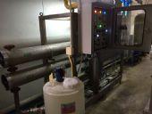 ระบบน้ำกระบวนการ Reverse Osmosis และ Mixed Bed DI ใช้ในอุตสาหกรรมงานชุบ