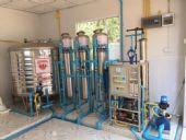 ติดตั้งโรงงานผลิตน้ำดื่มระบบ Reverse Osmosis สำหรับใช้บริโภคในวัดและแจกจ่าย  วัดห้วยบง จ.เชียงใหม่