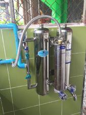 ติดตั้งระบบกรองน้ำดื่มสำหรับโรงเรียน โรงเรียนสันมะฮกฟ้า ต.บ่อสร้าง อ.สันกำแพง
