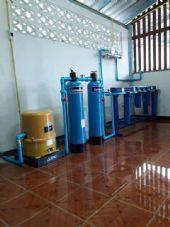 ติดตั้งระบบกรองน้ำดื่มสำหรับโรงเรียน โรงเรียนโป่งสา อ.ปาย จ.แม่ฮ่องสอน