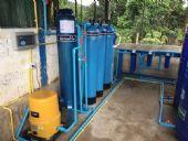 ติดตั้งระบบกรองน้ำดื่มสำหรับโรงเรียน โรงเรียนห้วยฮากไม้เหนือ ต.ป่าแป๋ อ.แม่สะเรียง จ.แม่ฮ่องสอน