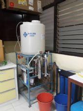 ระบบน้ำกระบวนการ Reverse Osmosis และ Mixed Bed DI ใช้ในห้อง Lab มหาวิทยาลัยเชียงใหม่