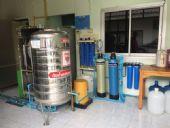 ติดตั้งระบบน้ำกระบวนการ  Deionized Water ใช้ในห้อง เครื่องนึ่งอุปกรณ์การแพทย์
