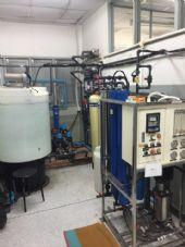 ระบบน้ำกระบวนการ Ultra filteration (UF) ใช้ในงานระบบน้ำสำหรับห้องส่องกระเพาะ