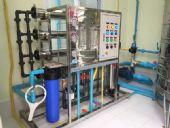 """ประกอบและติดตั้ง โรงงานน้ำดื่ม""""MD"""" อ.ฮอด จ.เชียงใหม่  ระบบ Reverse Osmosisกำลังการผลิต 24'000 ลิตร/วัน"""