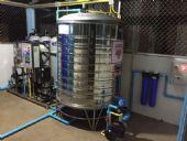 ติดตั้งจุดบริการน้ำดื่มชุมชนระบบ Reverse Osmosis  บ้านกองขากน้อย  ต.แม่สาบ อ.สะเมิง จ.เชียงใหม่