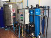 ติดตั้งระบบน้ำดื่มชุมชน ระบบReverse Osmosis+น้ำแร่ แบบหยอดเหรียญ  บ้านสันปูเลย#2   ต.สันปูเลย อ.ดอยสะเก็ด จ.เชียงใหม่